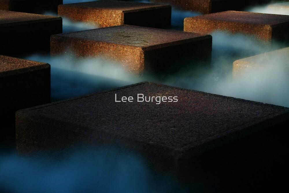 Cubed by Lee Burgess