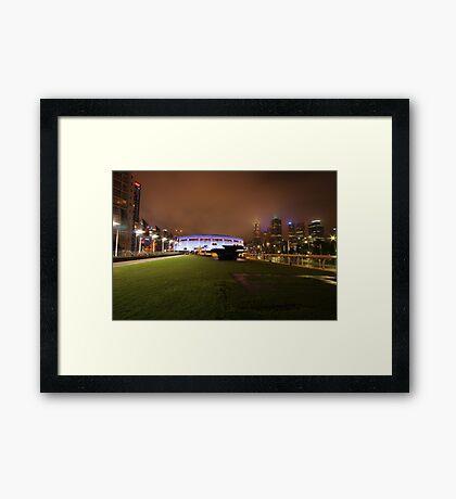 Arts Centre 2 Framed Print