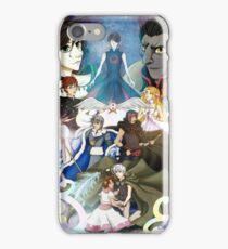 Rise of the Tsubasa Chronicles iPhone Case/Skin