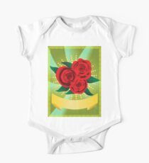 Red roses Kids Clothes