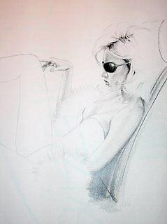 Lady by CarolinWeidemann
