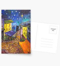 Star at Night Postcards