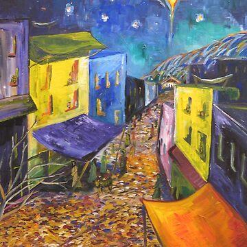 Star at Night by Ochresands