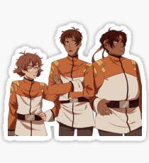 Garrison Trio Sticker