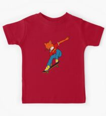 Skate Fox Kids Clothes