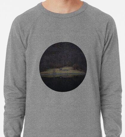 Violette Insel (Fjorde) Leichter Pullover