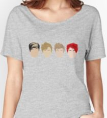 5 Seconds of Summer - Minimalism Women's Relaxed Fit T-Shirt