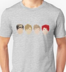 5 Seconds of Summer - Minimalism Unisex T-Shirt