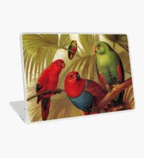 Parrots in the Jungle Laptop Skin