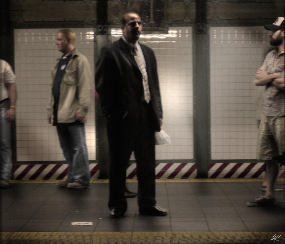 The Subway by Paul Vanzella