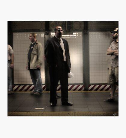 The Subway Photographic Print