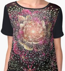 Rose. Lights Women's Chiffon Top