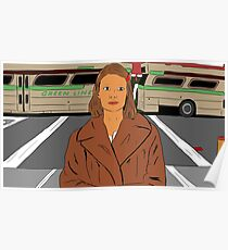 Margot Tenenbaum of The Royal Tenenbaums Poster