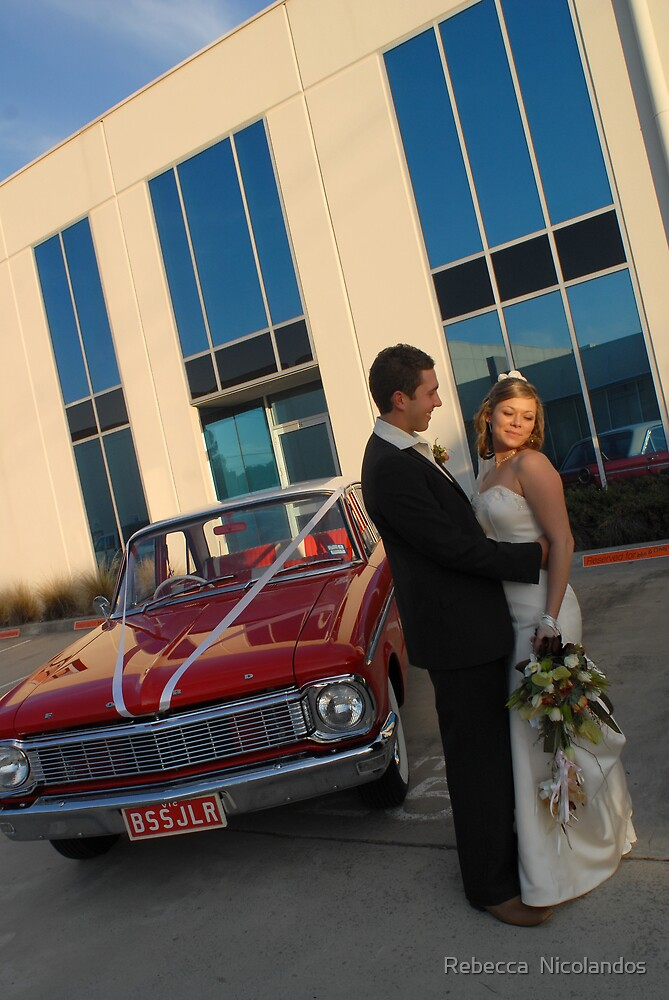 Hot Couple, Hot Car! by Rebecca  Nicolandos
