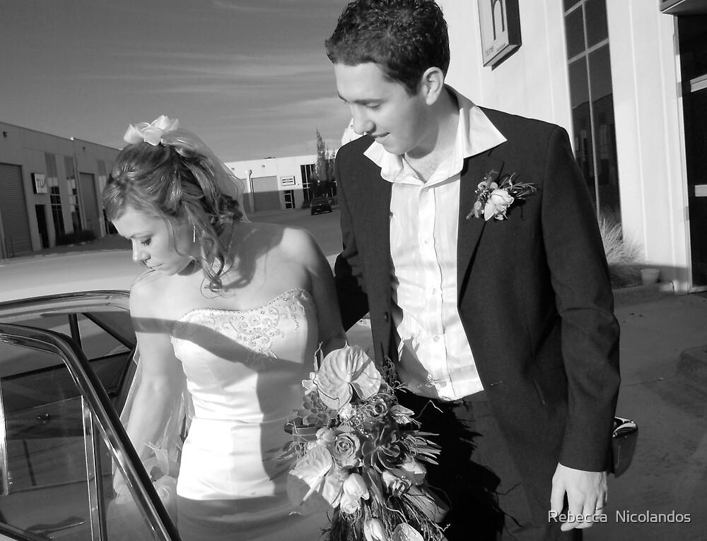 Wedding 5 by Rebecca  Nicolandos