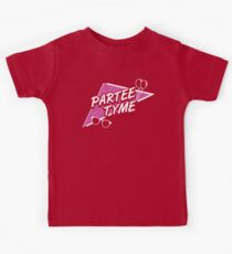 Official Dirty 30 - Partee Tyme Tee Kids Clothes