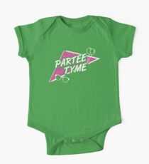 Official Dirty 30 - Partee Tyme Tee One Piece - Short Sleeve