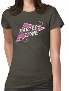 Official Dirty 30 - Partee Tyme Tee Womens Fitted T-Shirt