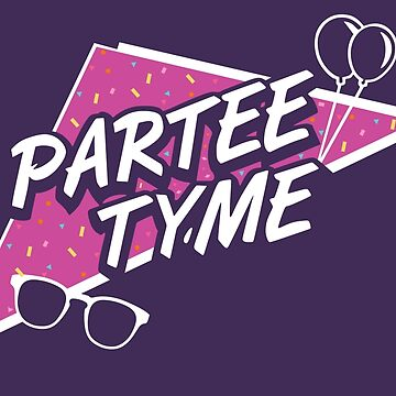 Official Dirty 30 - Partee Tyme Tee by dirtythirtee