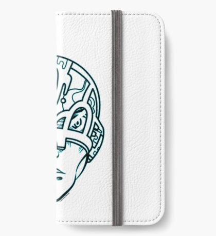 Space Cadet iPhone Wallet