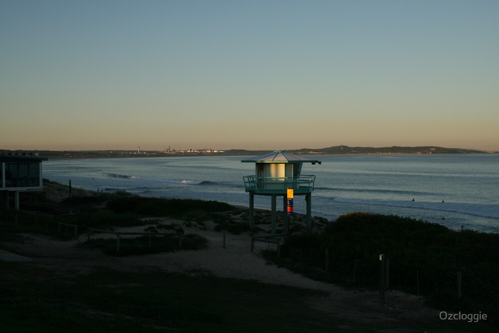 One of the Cronulla Beaches by Ozcloggie