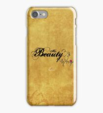 His Beauty iPhone Case/Skin