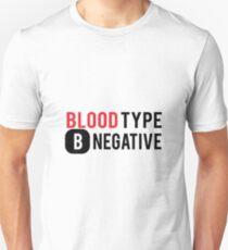 B(e) Negative Unisex T-Shirt