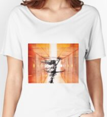 """Samurai girl"" Women's Relaxed Fit T-Shirt"