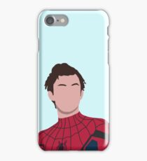 Tom holland, peter parker iPhone Case/Skin