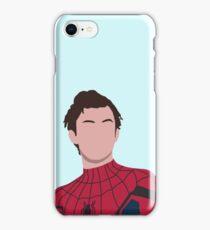 Tom holland, peter parker iPhone Case/Skin