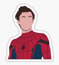 Tom holland, peter parker Sticker