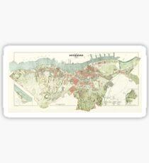 Gothenburg 1888 Sticker