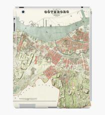 Gothenburg 1888 iPad Case/Skin