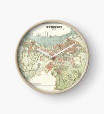 Gothenburg 1888 Clock