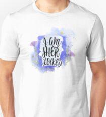 i am sherlocked v1 Unisex T-Shirt