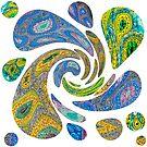 Paisley Swirl by scuffsy