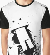 Lost Robot Graphic T-Shirt