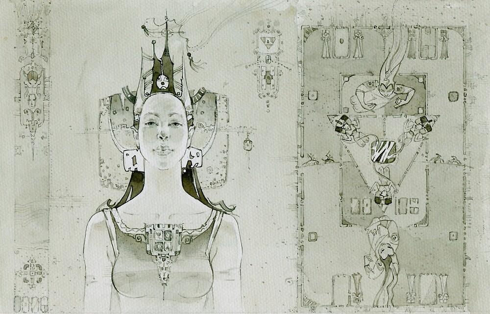 swan princess 2 by Natalya   Tabatchikova