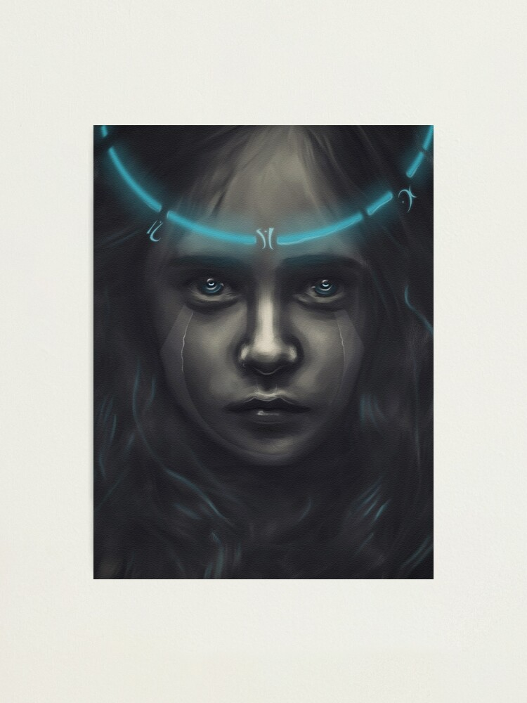 Alternate view of The Oracle Photographic Print