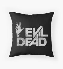 Evil Dead Throw Pillow