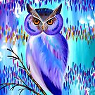 Owl Equinox by cathyjacobs