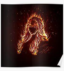 Kunoichi of Fire Poster