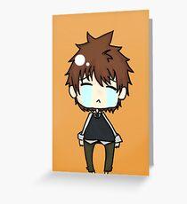 Tsuna Greeting Card