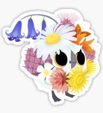 Baba - Flowerpower 1 Sticker