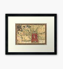 Beijing 1848 Framed Print