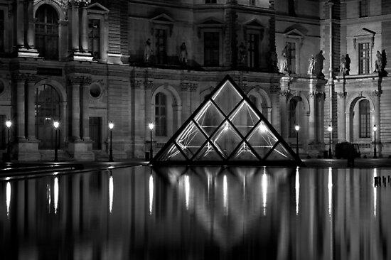 The Louvre by Julien Tordjman