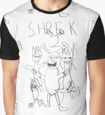 Shrek 2 Graphic T-Shirt