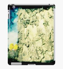 Chicks in a tree iPad Case/Skin