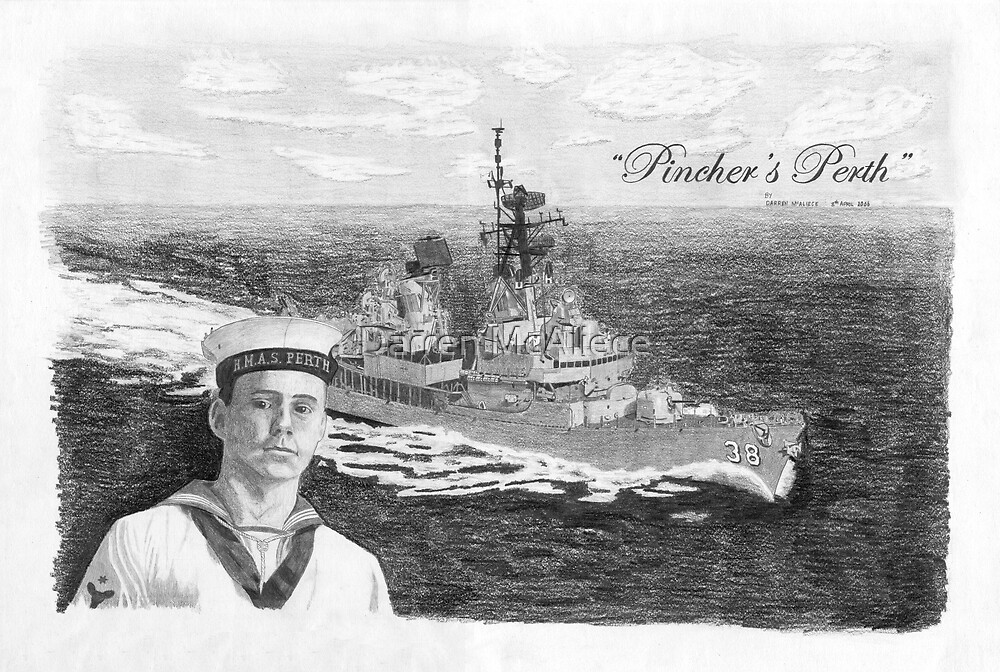 Pincher's Perth by Darren McAliece