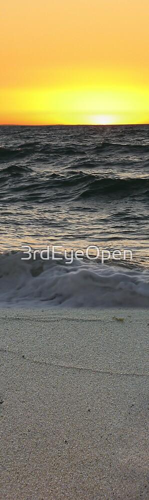 Soft Break - Beach Panels series by 3rdEyeOpen